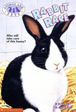 Image for Animal Ark Pets #03: Rabbit Race (Animal Ark Pets)