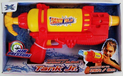Total X stream water TANK-JR pump shooter