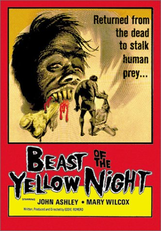 Cover art for  Beast of the Yellow Night