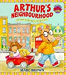 Arthur's Neighbourhood: Giant Board Book