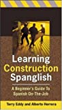 Learning Construction Spanglish - 0071448195