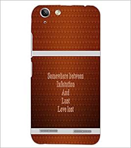 PrintDhaba Quote D-1336 Back Case Cover for LENOVO VIBE K5 PLUS (Multi-Coloured)