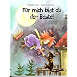 """F�r mich bist du der Beste!: Buch mit Pl�schkatze """"Camillo""""von """"Angelika Diem"""""""