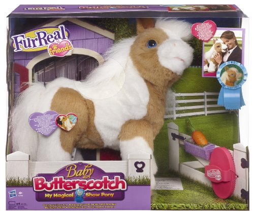 Hasbro 52194148 Fur Real Friends Baby Butterscotch