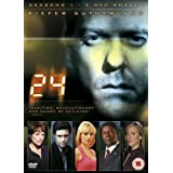 24 - Season 1-4 [DVD]by Kiefer Sutherland