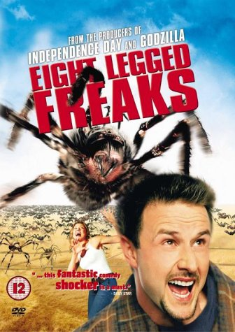 Eight Legged Freaks [DVD] [2002]