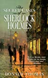 img - for The Secret Cases of Sherlock Holmes book / textbook / text book