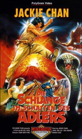 Die Schlange im Schatten des Adlers [VHS]