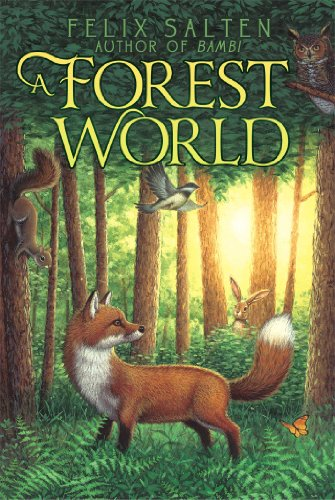 A Forest World (Bambi's Classic Animal Tales) Image