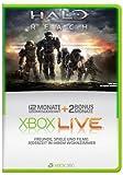 XBox live gold im Halo Design Schnäppchen