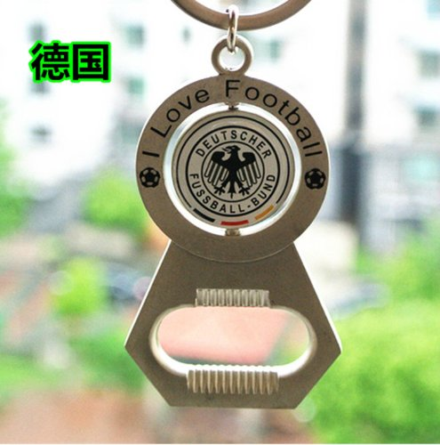 2014 Brazil World Cup Souvenir Bar Bottle Opener Germany brazil football fans caxirola cheer horn for 2014 world cup