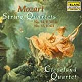 Mozart: String Quartets Nos. 14 & 15by Cleveland Quartet