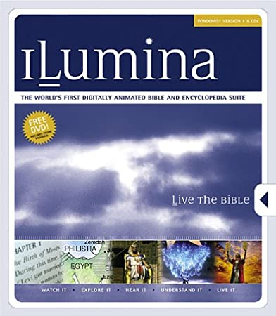 iLumina: Interactive Bible & Encyclopedia