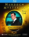 Murdoch Mysteries: Collection (Seasons 1-4) [Blu-ray]