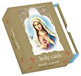 img - for Holy Cards: Note Card Set in a Drawer book / textbook / text book