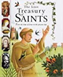 The Lion Treasury of Saints: From the...