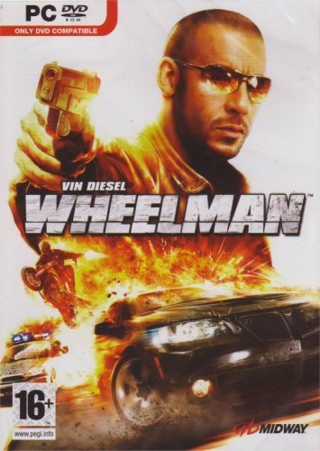 Vin Diesel Wheelman (PC)