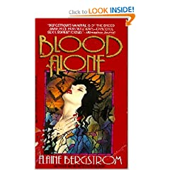 Blood Alone by Elaine Bergstrom