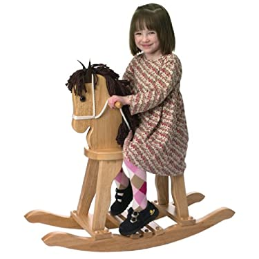 Kidkraft Derby Rocking Horse   Natural