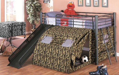 Boys Tent Bed front-44890