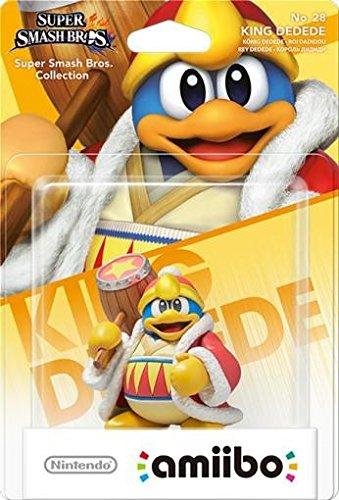 Amiibo 'Super Smash Bros' – Roi Dadidou