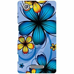 Back Cover for Sony Xperia M