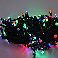 Led String Remote RGB Fancy Lights For Diwali and Other Festival - 25meter