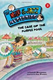 img - for The Case of the Purple Pool (Milo & Jazz Mysteries) book / textbook / text book