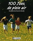 img - for 100 jeux de plein air book / textbook / text book