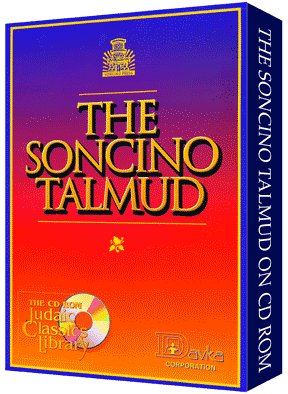 Talmud, the Soncino Edition