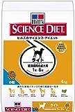 サイエンスダイエット ライト 小粒 肥満傾向の成犬用 4kg