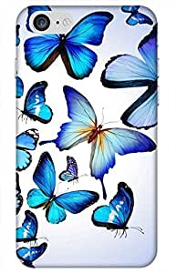 iessential love Designer Printed Back Case Cover for Apple iPhone 7
