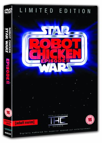 Robot Chicken Star Wars Episode 2 [Adult Swim] [DVD]