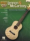Lennon & Mccartney - Ukulele Play-Along Vol. 6 (Book/Cd) (Hal Leonard Ukulele Play-Along) (1423496183) by Beatles, The