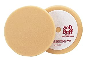 "Meguiar's W9000 Mirror Glaze Professional Soft Buff 8"" Foam Finishing Pad"