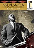 Jazz Icons - Art Blakey And The Jazz Messengers - Live in '58 [DVD] [NTSC]