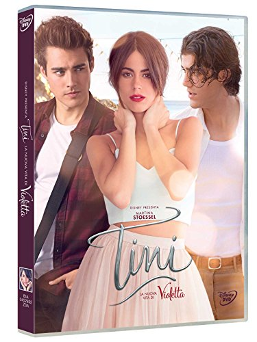 tini - la nuova vita di violetta DVD Italian Import