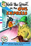 img - for Nate the Great on the Owl Express book / textbook / text book