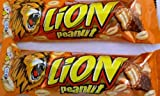 Lion Bars Peanut 42g Standard Bar Full box of 40