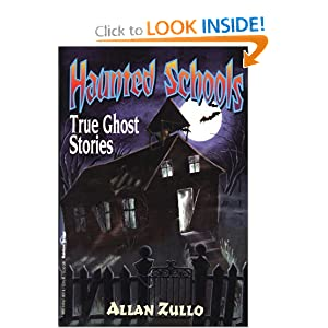 Haunted Schools: True Ghost Stories