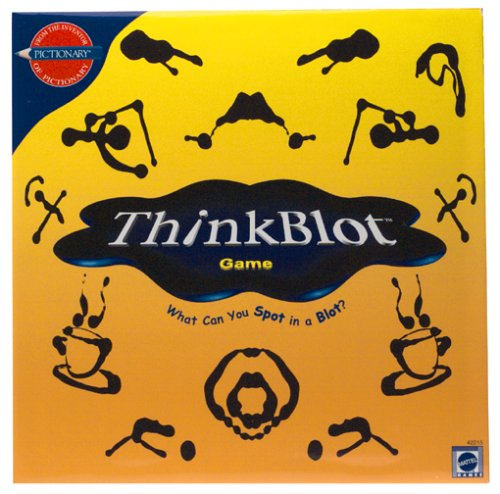 51ZCPTDAWRL Buy  Think Blot Game [Board Game]