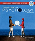 Invitation to Psychology, Media and Research Update, Second Edition (013177879X) by Wade, Carole