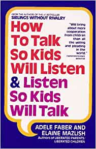 how to talk so kids will listen audiobook