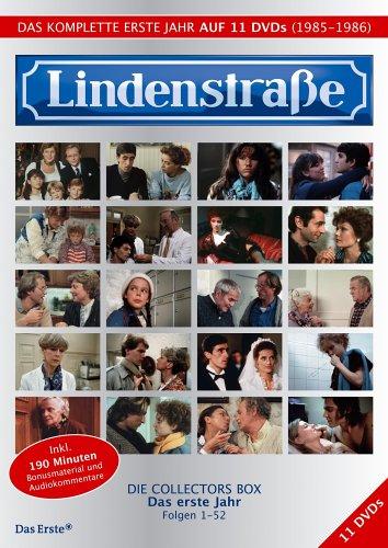 Lindenstraße - Das komplette 1. Jahr (Folge 1 - 52) (Collector's Box, 11 DVDs)