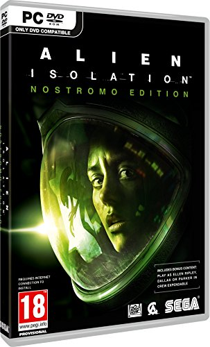 Alien: Isolation on Xbox 360, Xbox One, PS3, PS4, PC