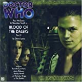 Steve Lyons Blood of the Daleks: Pt. 2 (Doctor Who)