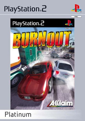 Burnout Platinum  (PS2)