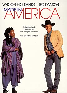 Made in America [DVD] [1993] [Region 1] [US Import] [NTSC]