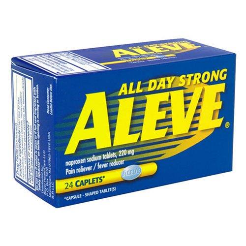 Aleve All Day Forte anti-douleur, antipyrétique,
