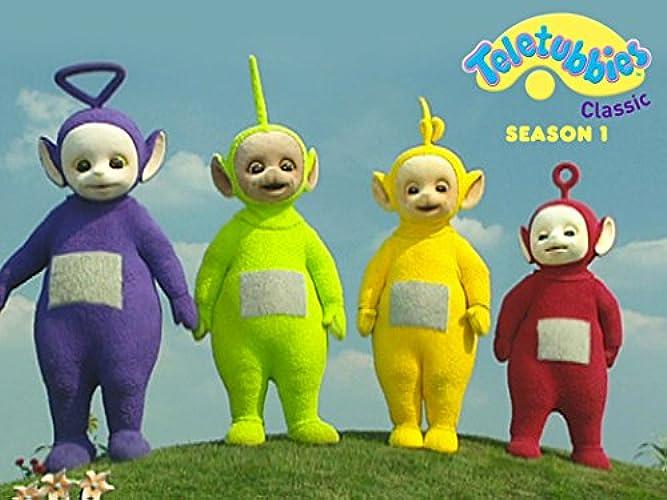 Teletubbies Season 1 Episode 120